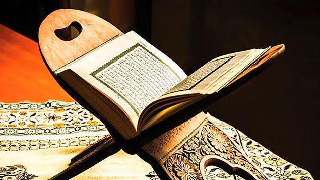 Ayetel Kürsi'nin Bir Rivayete Göre Peygamber Hz. Muhammed'in (S.A.V.) Anlattığı Bir Kıssanın Ardından İndirilmiştir