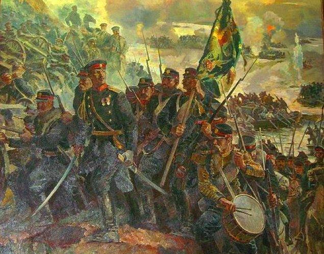 13 Eylül'de Ruslar bir daha harekete geçerler. 3 ay sürecek bu kuşatma sırasında kaleyi savunanlar mühimmat ve yiyecek sıkıntısı çeker. Gazi Osman Paşa ise 10 Aralık'ta kuşatmayı delmek için...