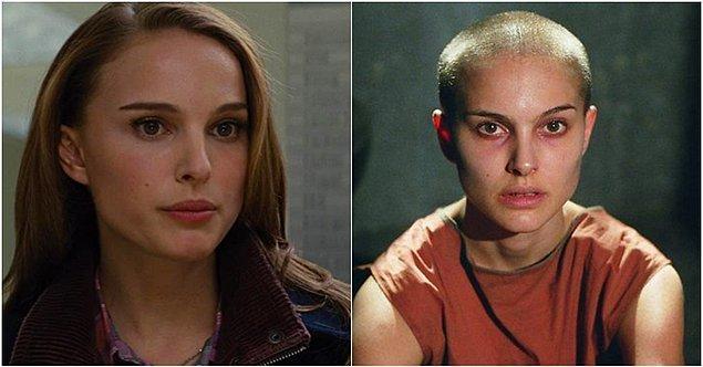 "3. Natalie Portman - ""V for Vandetta"""