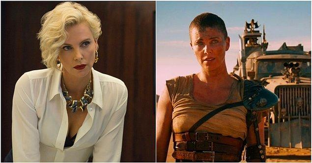 "5. Charlize Theron - ""Mad Max"""