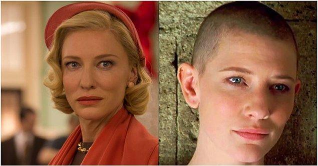 """8. Cate Blanchett - """"Heaven"""""""