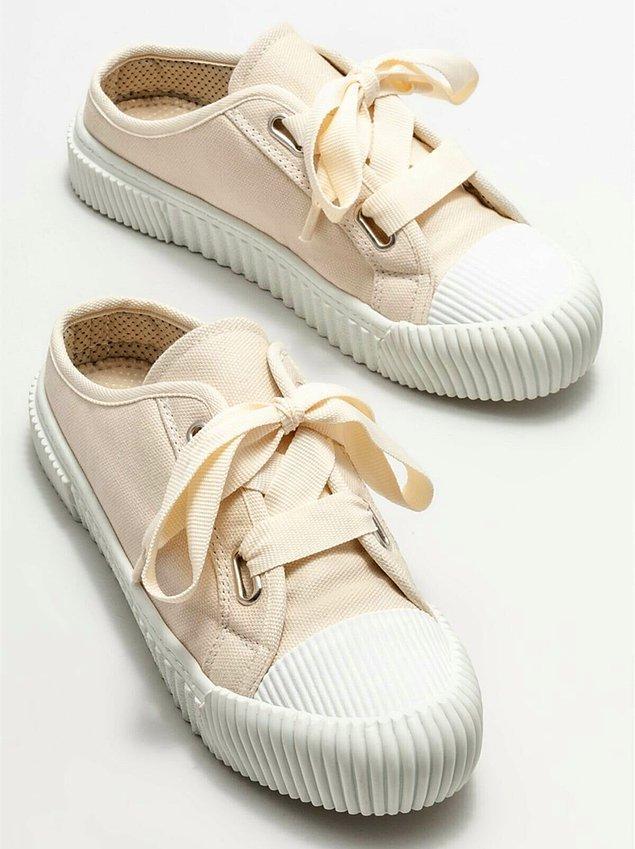 3. Bez ayakkabı sevenler için uygun bir seçenek.