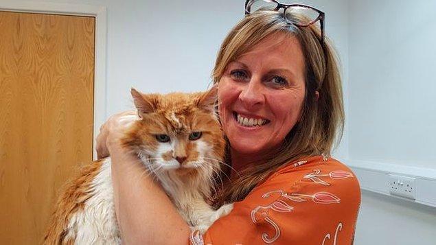 6. Dünyanın en yaşlı yaşayan kedisi unvanına sahip olan Rubble adlı kedi, normal bir kedinin 12-18 yıllık ömrünü hiçe sayarak tam 31 yıl yaşamıştır fakat Temmuz 2020 yılında hayatını kaybetmiştir.
