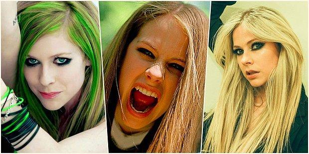 Bir Dönemin Jenerasyonuna Büyük Etkisi Olmuş Pop Punk'ın Prensesi Avril Lavigne'in 27 Şarkısı
