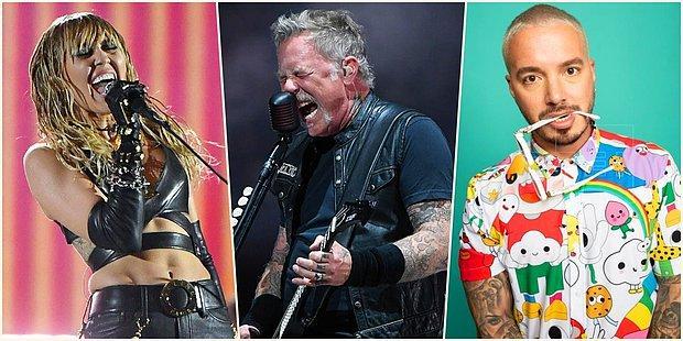 Metallica Cover'larından Oluşan 53 Şarkılık The Metallica Blacklist Albümünden 14 Başarılı Yorum