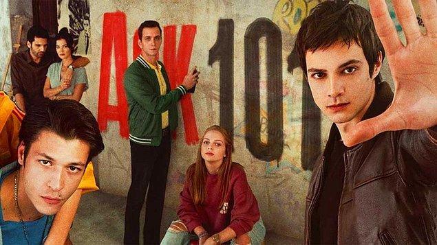 Hepimizin severek takip ettiği Aşk 101'in ikinci sezonu nihayet yayınlandı.