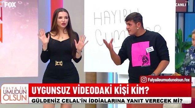 Celal Bilgin isimli erkek, sosyal medyadan tanıştığı eşinin cinsel içerikli görüntülerini bir internet sitesinde izlediğini iddia etti. Bu video sebebiyle de çocuklarına DNA testi yapılmasını talep etti.
