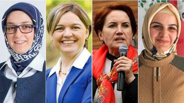 Böyle sıkışmış bir yapıda kadınlara alan açma görevi devletlere düşüyor ve kadın liderlerin ülkeleri yönetmesi bize çok şey öğretiyor.