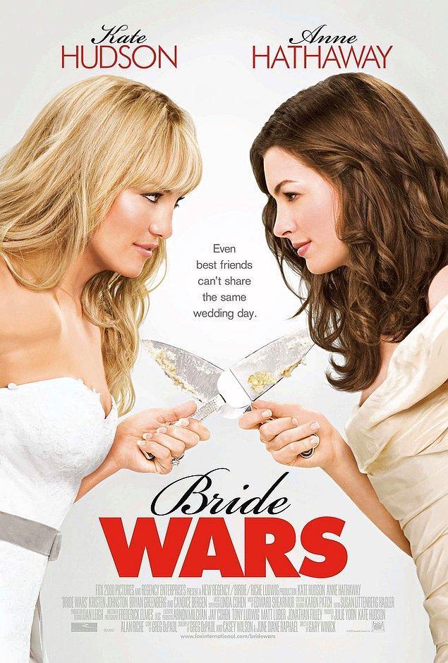 14. Bride Wars - IMDb: 5.5