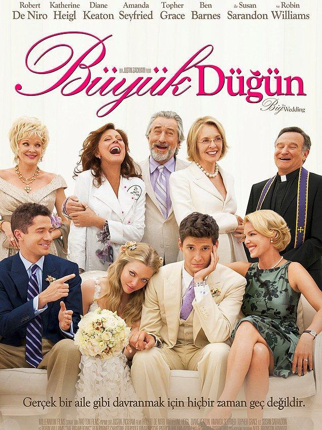 11. Büyük Düğün - IMDb: 5.6