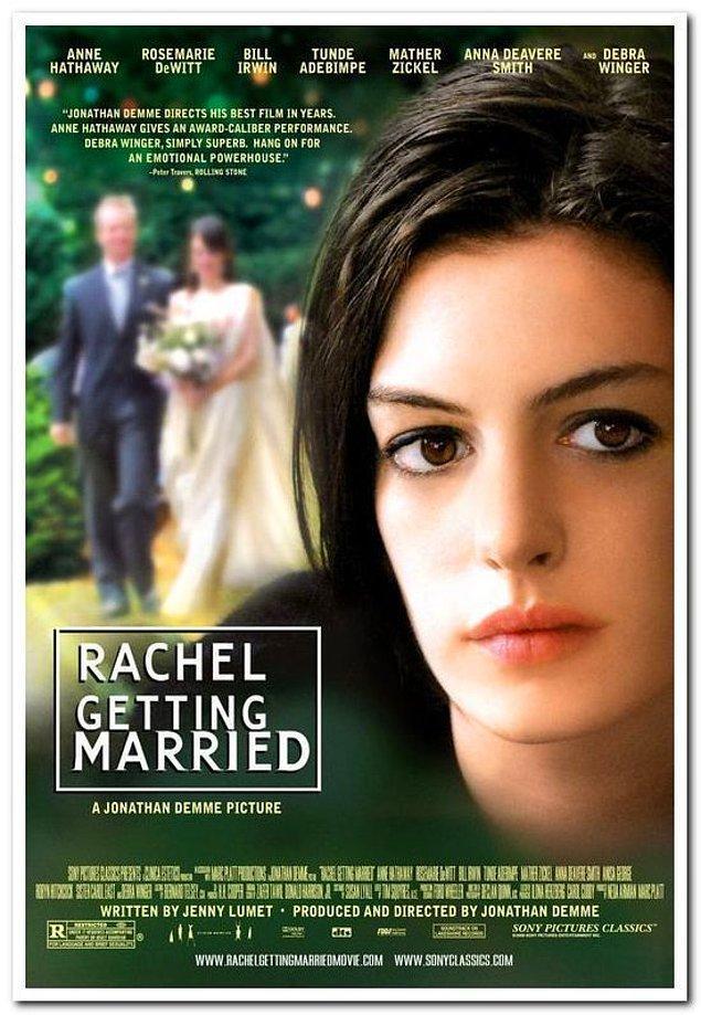 2. Rachel Getting Married - IMDb: 6.7