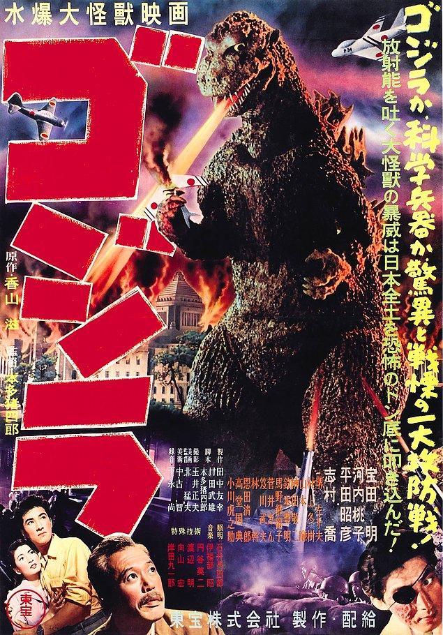 19. Godzilla