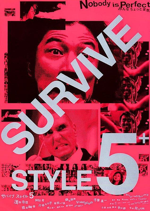 18. Survive Style 5+