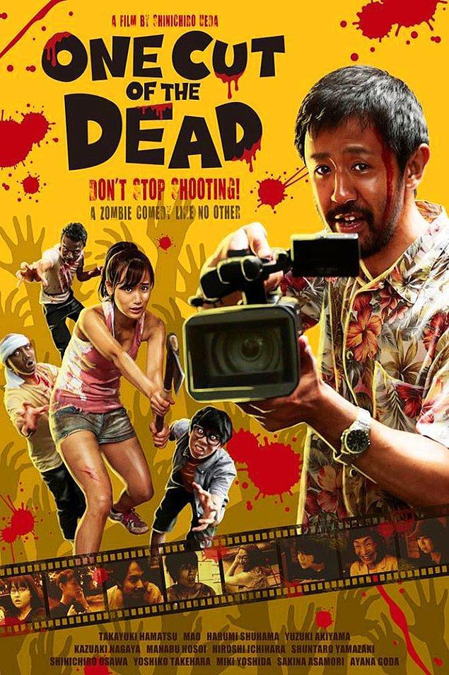 16. One Cut of the Dead
