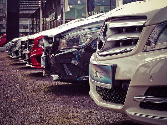 13. Araba, araba ve arabaların saymakla bitmeyecek özellikleri