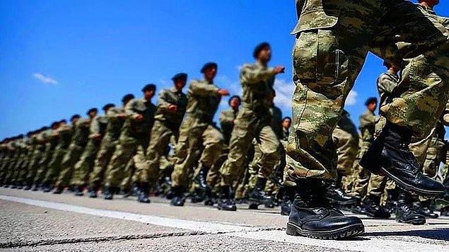 16. Askerlik anıları