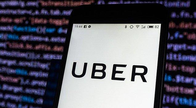 Uber suçlamaları kabul etmedi