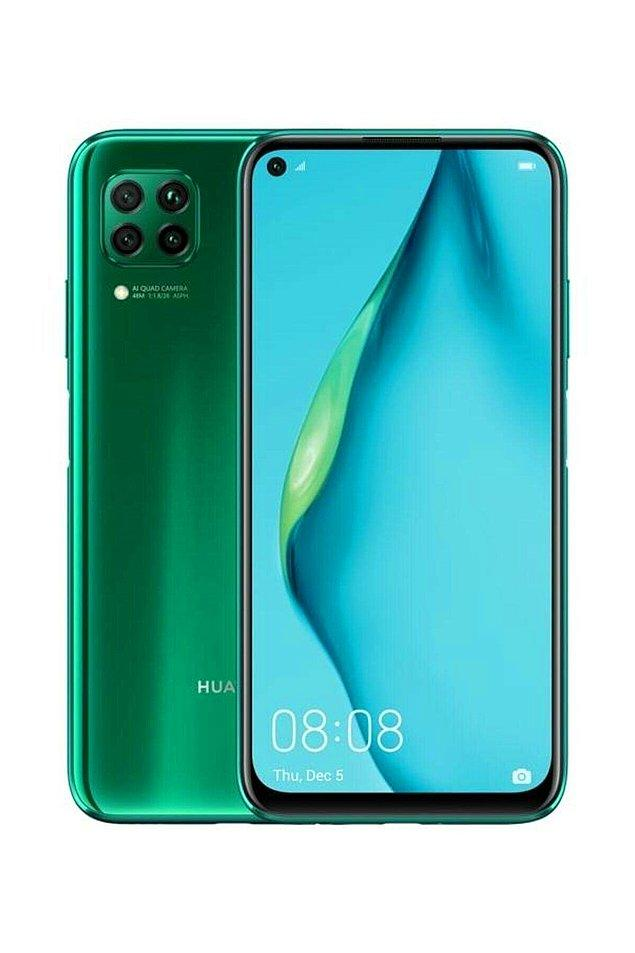 6. Huawei P40 Lite