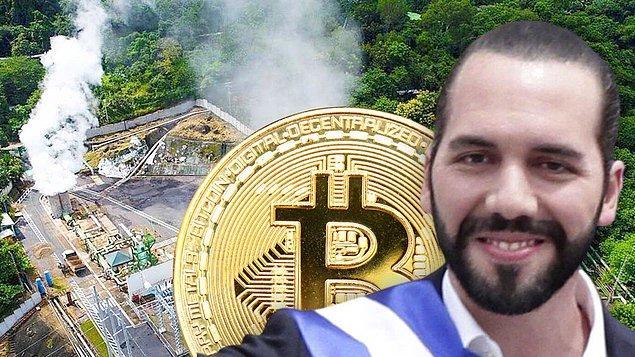 El Salvador Başkanı Bukele, Haziran ayında %100 temiz ve %100 yenilebilir enerji ile Bitcoin madenciliği yapacaklarını belirtmişti!