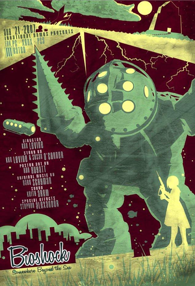 5. Hikaye derinliği, yarattığı evren ve unutulmaz karakterleri ile BioShock psikolojik gerilim türünde bir film olarak sağlam gişe yapardı.