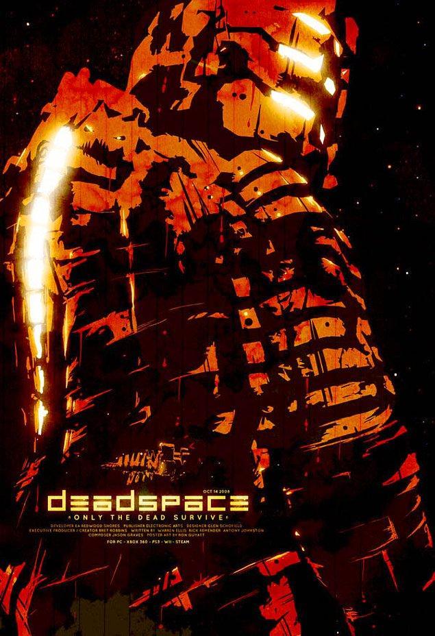 7. Bir gün ilk iki oyunla aynı kalitede bir Dead Space filmi çıkacak olursa o gün korku sinemasının altın günü olur!