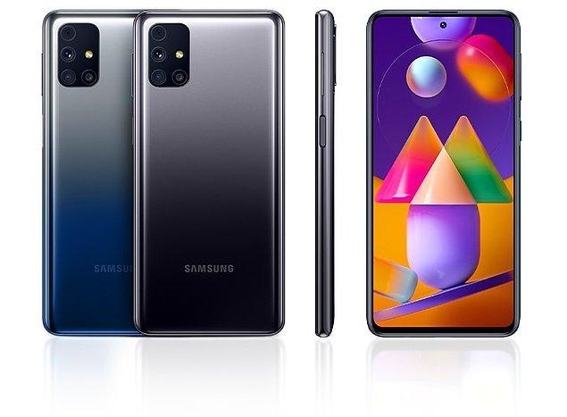 2. Samsung Galaxy M31s