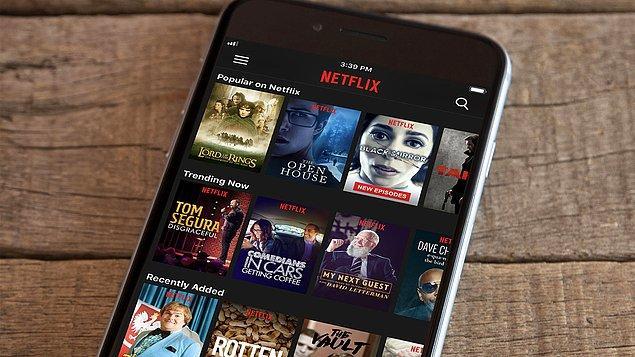Netflix'in bu yeniliği Android kullanıcılarından şu an olumlu yorumlar alıyor.