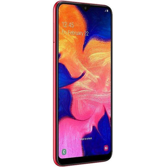 4. Samsung Galaxy A10