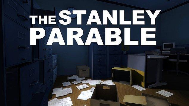 1. The Stanley Parable ve Özgür İradeyi Sorgulamak