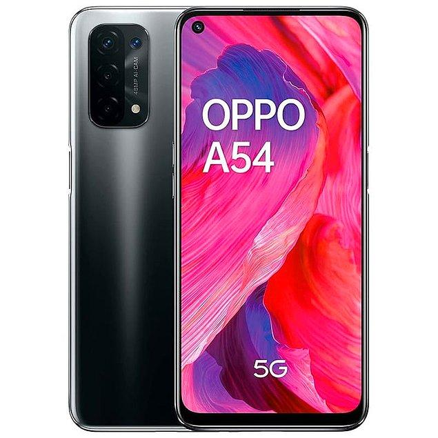 8. Oppo A54 5G
