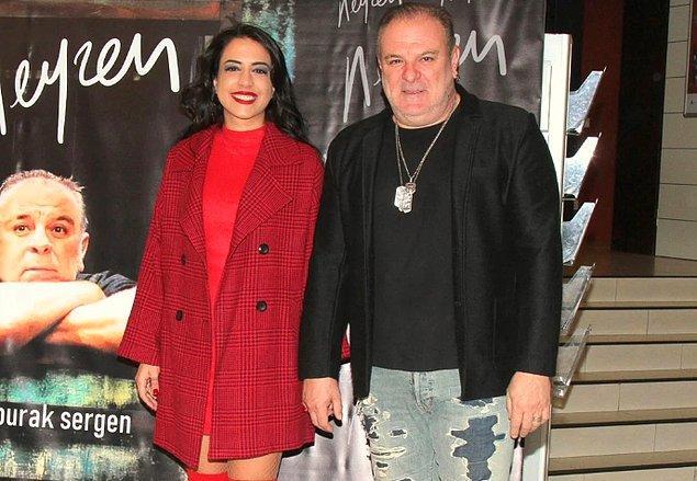 Ünlü oyuncu Burak Sergen, 2019 yılında sevgilisi Nihan Ünsal ile nişanlanmıştı.