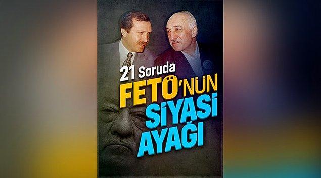 Mağdurlar Bülent Arınç, Numan Kurtulmuş, Süleyman Soylu, Berat Albayrak, Cemil Çiçek, Binali Yıldırım