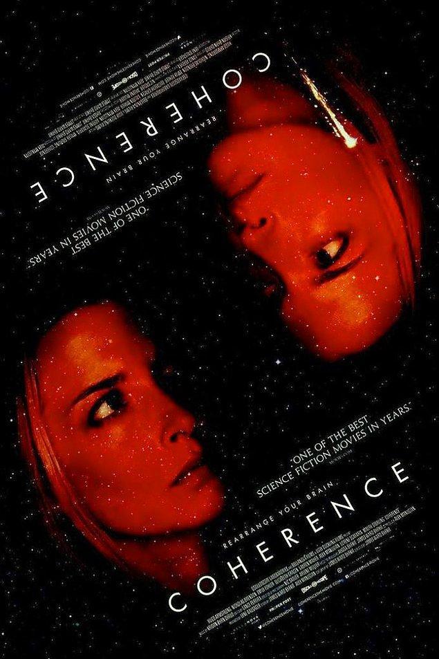 14. Coherence (Paralel Evren) - IMDb: 7.2