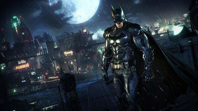 3. Batman: Arkham Knight