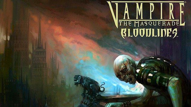 5. Vampire: The Masquerade - Bloodlines