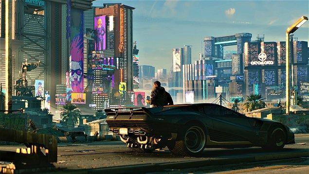 6. Cyberpunk 2077