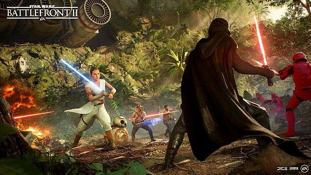 9. Star Wars: Battlefront 2