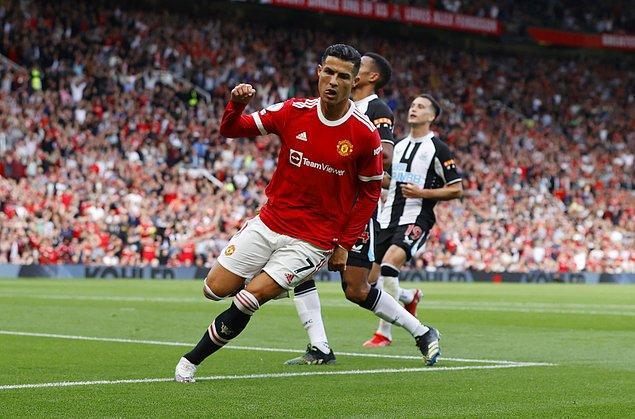 3. Cristiano Ronaldo - 15 Milyon Sterlin
