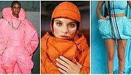 Sıcacık ve Pofuduk: Kış Aylarının En Popüler Trendi Olmaya Aday Bulut Gibi Giyinme Trendi