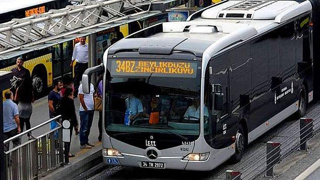 İstanbul'da Toplu Taşıma Ücretsiz Mi?