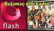 Absürtlükte Dünya Markası Olan Flash TV'nin Bomba Gibi Yeni Kadrosu ve Logosu Ortaya Çıktı!