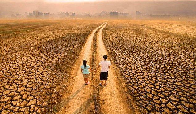 'Yaklaşan su krizine karşı uyanmamız gerekiyor'