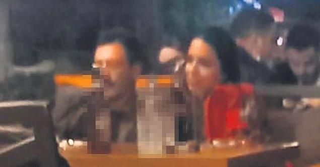 İlişkinin fotoğraflarla kanıtlanması üzerine Burak Sergen'in boşanmak için hemen harekete geçtiği ileri sürüldü.
