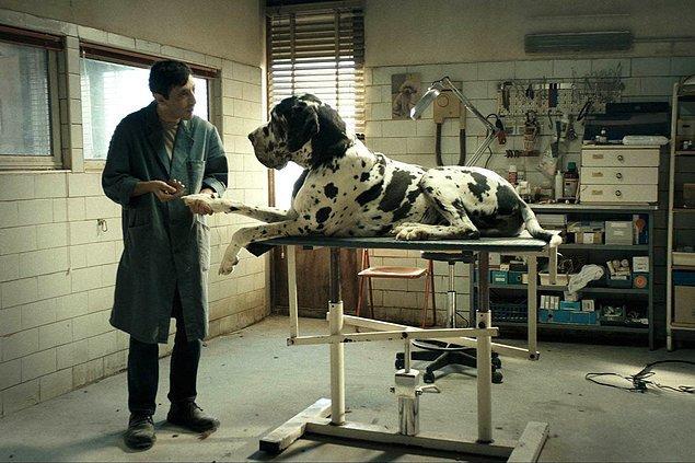 15. Dogman (2018) - IMDb: 7.2