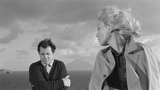 10. L'avventura (1960) -IMDb: 7.9
