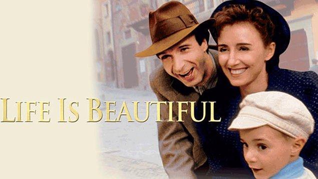 1. La Vita e Bella - IMDb: 8.6