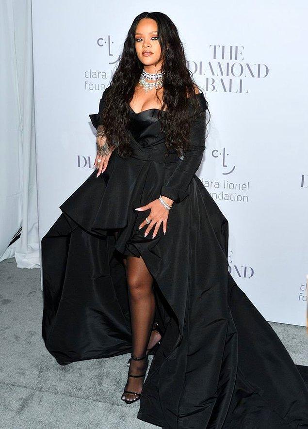 10. Rihanna