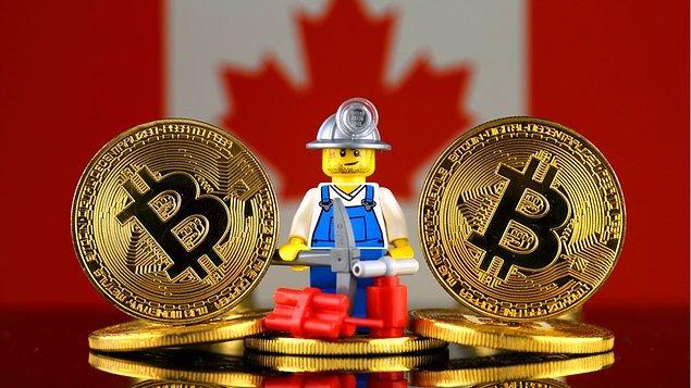 Madencilerin en çok tercih ettikleri rotalar arasında Kuzey Amerika'da yer alan Kanada gibi ülkeler de var!