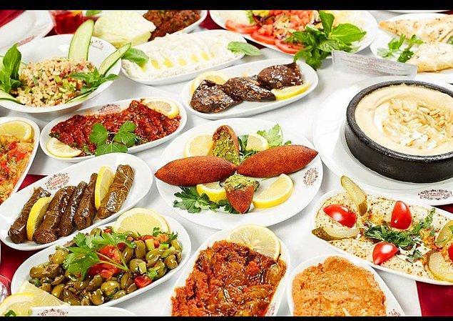 9. Hatay lezzetlerini İstanbul'a getiren Hatay Medeniyetler Sofrası…