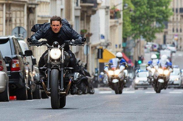 12. Mission: Impossible - Fallout (2018)